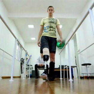 el entrenamiento del ex arquero de chapecoense que conmueve al mundo