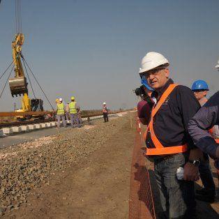 cantard: en los 90 se cerraban ramales, ahora construimos nuevas vias