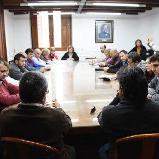 ley de educacion: diputados se reunieron con los gremios docentes