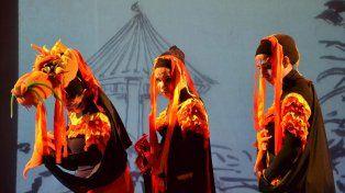 La leyenda del Campesino y la Maga de Soledad Maglier en la sala Mayor del Teatro Municipal