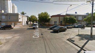 Investigan la denuncia de una mujer que dijo que fue raptada en el barrio Sur