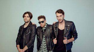 De La Rivera, Nico Gomez y Gogo Clap DJs, juntos