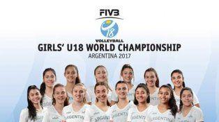 Comenzó la venta de abonos para el Mundial Sub 18 de vóley femenino
