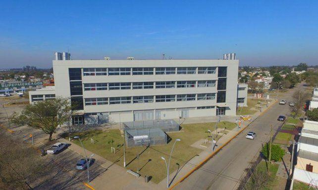 Michlig: El Nuevo Hospital de Ceres es la obra más emblemática desde la recuperación de la democracia en el departamento San Cristóbal