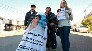 Buscan en Santa Fe a Rodrigo Hredil, un joven rionegrino desaparecido hace dos años