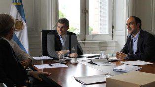 Plan Hábitat: Corral y Peña inauguran obras en Barranquitas