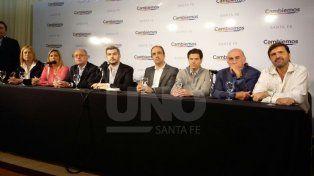 Peña: La economía argentina está creciendo por primera vez en cinco años