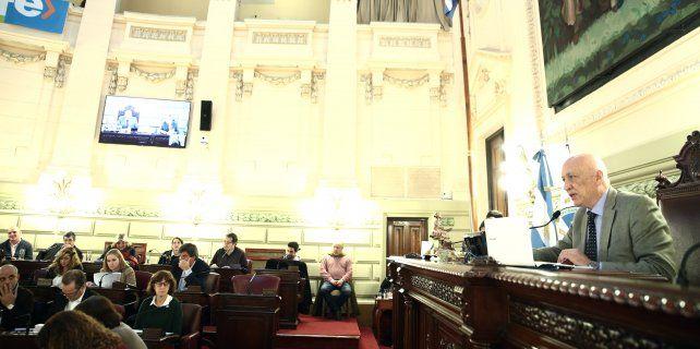 Respaldo a Bonfatti: la Cámara de Diputados repudió los dichos de Carrió