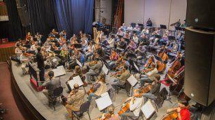 Segundo ciclo de conciertos didácticos de la Sinfónica santafesina