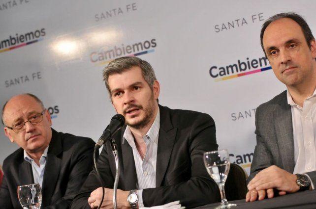 Peña pidió el respaldo de los santafesinos para seguir transformando la Argentina