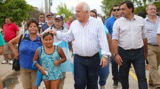 La provincia ya invirtió 4028 millones de pesos en cien obras para la ciudad de Santa Fe