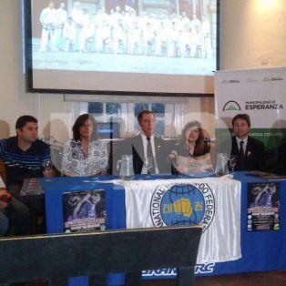 se presento el 30º campeonato argentino de taekwondo itf en santa fe