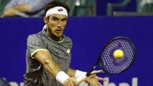 Leo Mayer hace su debut en el ATP 500 de Basilea