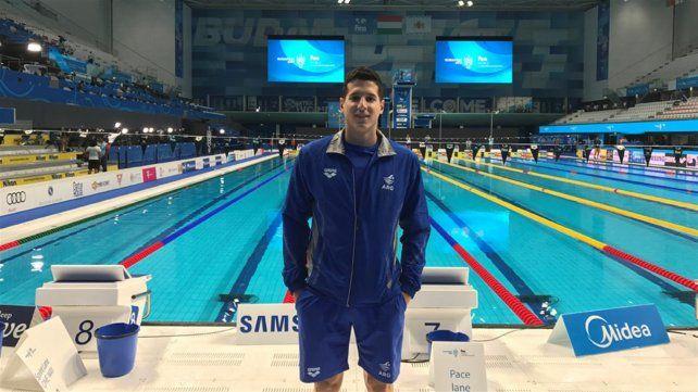 Santiago Grassi: Creo que puedo lograr grandes cosas
