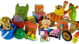 Juntan juguetes para los niños de Santa Rosa de Lima