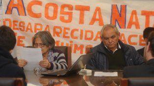 Los papás de Natalia Acosta piden que no se utilice su lucha en campañas políticas