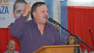 El senador Felipe Michlig pidió el respaldo para Luis Contigiani