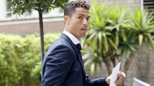 Si no me llamara Cristiano Ronaldo no estaría aquí
