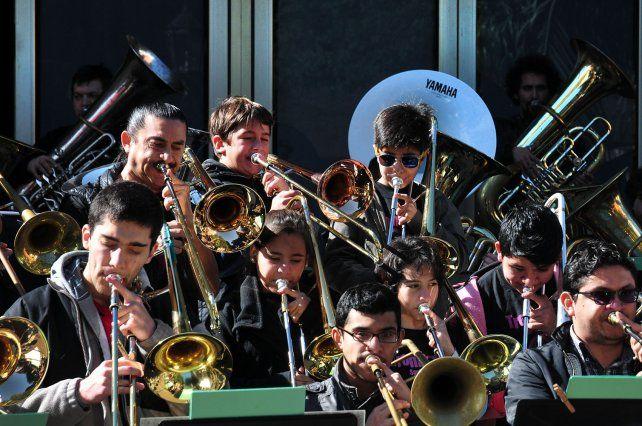 Trombonanza: hoy comienza la fiesta de los bronces