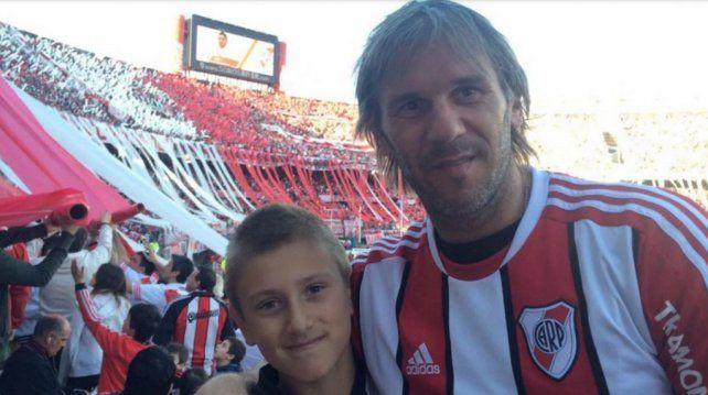 Conmoción por el fallecimiento de uno de los hijos de Marcos Milinkovic
