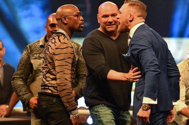¿Mayweather y McGregor tienen problemas de taquilla?