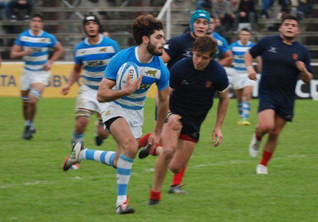 Los Pumitas juegan en Montevideo
