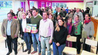 Colonia Belgrano, a un paso de levantar las casas del programa Bienvenidos a Mi Pueblo