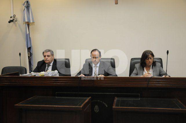 Condenó. El tribunal compuesto por Luciano Homero Lauría