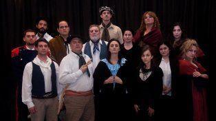 El Teatro de la Barca estrena la obra Antígona Vélez