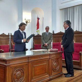 ruben martinez juro como fiscal regional de la cuarta circunscripcion judicial