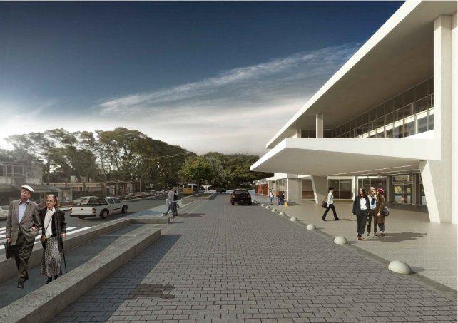 La Municipalidad ya está a cargo de la Terminal de Ómnibus