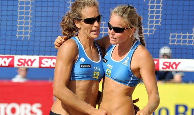 Virginia Zonta y Ana Gallay no se detienen en Austria