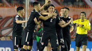 Independiente quiere abrochar su clasificación en la altura de Chile