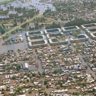 causa inundaciones: la corte ordeno que el juez de sentencia defina si prescribe