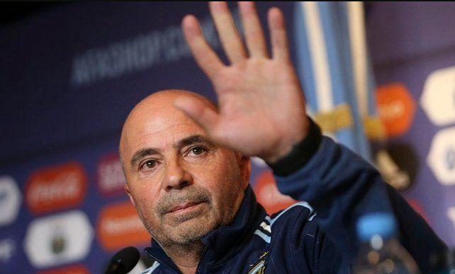 Sampaoli sacará a dos históricos de la Selección para enfrentar a Uruguay