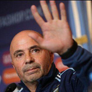 sampaoli sacara a dos historicos de la seleccion para enfrentar a uruguay