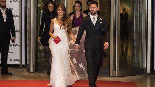 Los invitados al casamiento de Messi fueron un poco amarretes con las donaciones