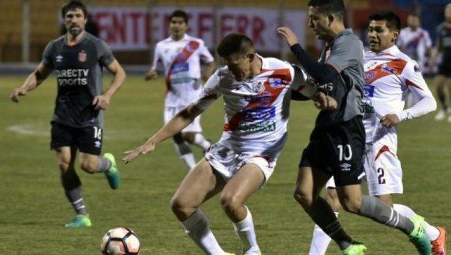 Estudiantes no quiere sorpresas ante Nacional de Bolivia