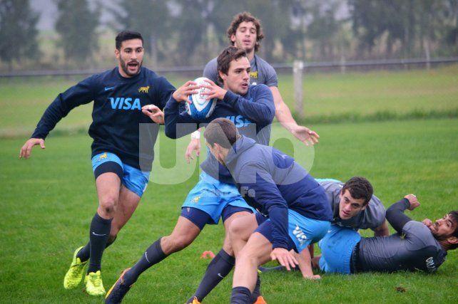 Los Pumas se enfocan en el Rugby Championship