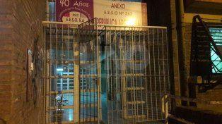 El anexo de la escuela República Argentina
