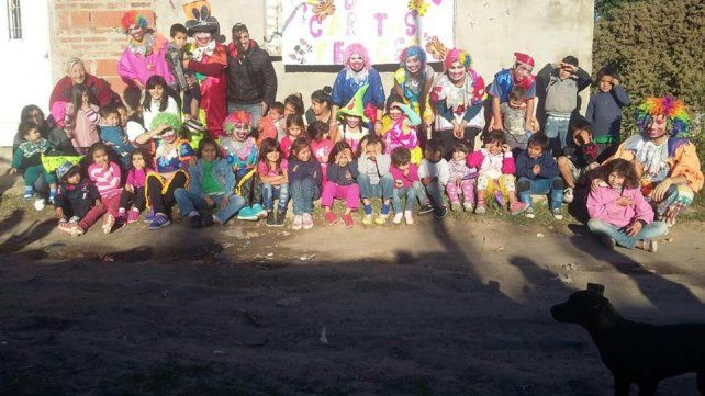 Un show musical, a beneficio de la copa Caritas Felices