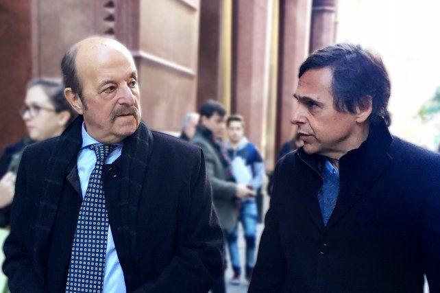 Julio Bárbaro respaldó la precandidatura de Diego Giuliano por el massismo