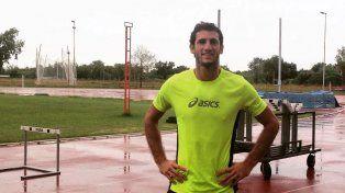 Germán Chiaraviglio, uno de los 10 argentinos que inicia su sueño Mundial