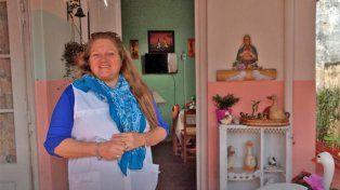 Un hogar le da alojamiento gratis a las mujeres que no tienen recursos para alquilar
