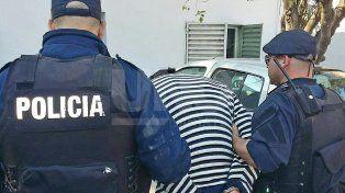 Cayó preso cuando regresó a la casa de su exmujer, en el barrio Cabal