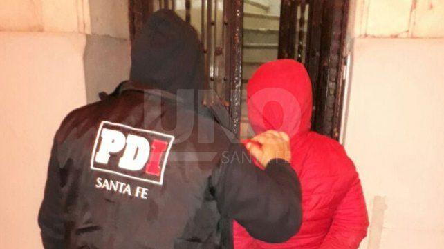 Detuvieron a un evadido de la cárcel  de Las Flores que había asaltado una distribuidora en Rincón