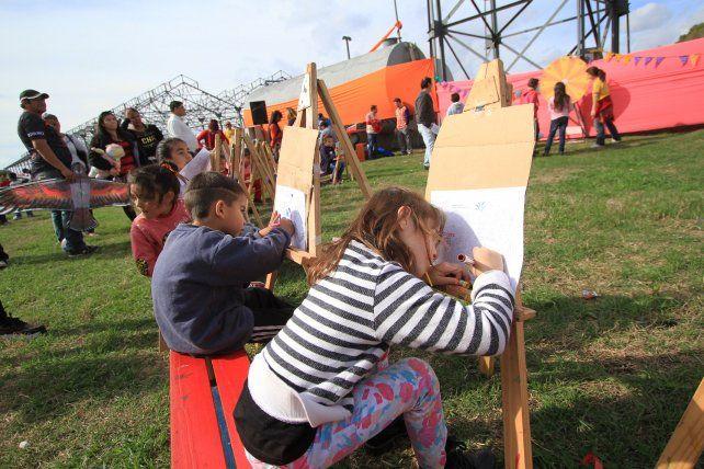 Santa Fe comienza a festejar el Mes del Niño en el Parque Federal