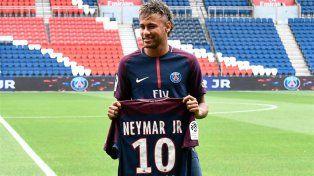 Neymar: Vine a buscar nuevos retos, desafíos y títulos