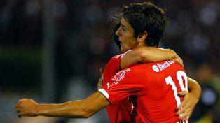 Albertengo: Decidí pelear un lugar en Independiente