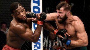 El estremecedor nocaut que dejó impresionado al propio presidente de la UFC